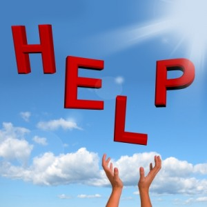 When you need us the most, that's the worst time to ask for our help