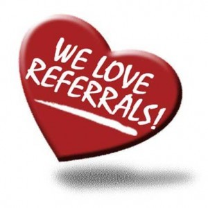 Obtain a Good Referral -