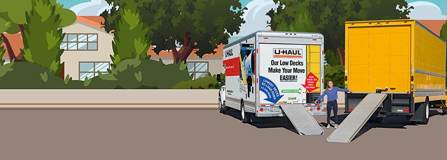Estimates Of Gas Mileage On U Haul Trucks 2018